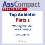 Domcura TOP AssCompact 2014
