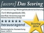 InterRisk XXL WGV Das Scoring 2014